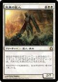 矢来の巨人/Palisade Giant (RTR)