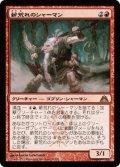 薪荒れのシャーマン/Pyrewild Shaman (DGM)
