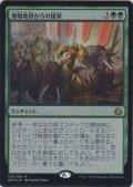 僧帽地帯からの援軍/Aid from the Cowl (AER) (Prerelease Card)