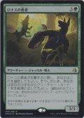 ロナスの勇者/Champion of Rhonas (AKH) (Prerelease Card)