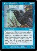 ワタリガラスの使い魔/Raven Familiar (UL)