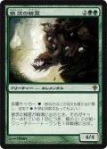 狼茨の精霊/Wolfbriar Elemental (WWK)