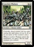 議事会の密集軍/Conclave Phalanx (DDF)