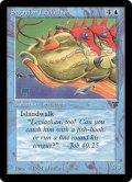 セゴビアの大怪魚/Segovian Leviathan (LEG)
