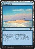 孤立した砂州/Lonely Sandbar (C14)