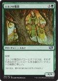 エルフの集団/Drove of Elves (C14)