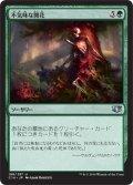 不気味な開花/Grim Flowering (C14)