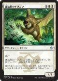 護法鱗のドラゴン/Wardscale Dragon (FRF)