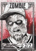 ゾンビ/Zombie【Ver.1】(Christopher Rush Token)