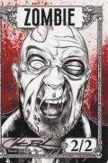 ゾンビ/Zombie【Ver.2】(Christopher Rush Token)
