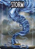 ストーム/Storm (Christopher Rush Token)