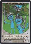 騎士・同盟者/Knight・Ally (Jason Felix Token)