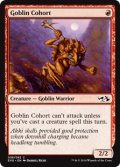 ゴブリンの群勢/Goblin Cohort(EVG)