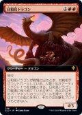 日和見ドラゴン/Opportunistic Dragon (ELD)【拡張アート枠】