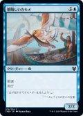 鬱陶しいカモメ/Vexing Gull (THB)