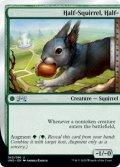 Half-Squirrel, Half- (UND)
