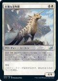 壮麗な金角獣/Majestic Auricorn (IKO)