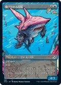 飛びかかる岸鮫/Pouncing Shoreshark (IKO)【ショーケース・フレーム】