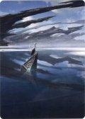 【イラストコレクション】金属海の沿岸/Seachrome Coast (ZNE)