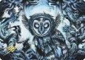 【イラストコレクション:箔押し】見張るもの、ヴェイガ/Vega, the Watcher (KHM)【81/81】