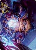 【イラストコレクション:箔押し】嵐窯の芸術家/Storm-Kiln Artist (STX)【13/81】