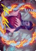 【イラストコレクション:箔押し】気まぐれな芸術家、ルーサ/Rootha, Mercurial Artist (STX)【38/81】