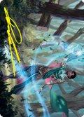 【イラストコレクション:箔押し】龍護りの精鋭/Dragonsguard Elite (STX)【15/81】