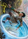 【イラストコレクション:箔押し】渦の走者/Vortex Runner (STX)【6/81】