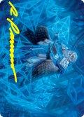 【イラストコレクション:箔押し】理論の学部長、イムブラハム/Imbraham, Dean of Theory (STX)【52/81】