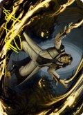 【イラストコレクション:箔押し】レオニンの光写し/Leonin Lightscribe (STX)【3/81】