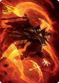 【イラストコレクション:箔押し】混沌の学部長、プラーグ/Plargg, Dean of Chaos (STX)【53/81】