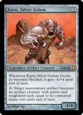 銀のゴーレム、カーン/Karn, Silver Golem (V10)