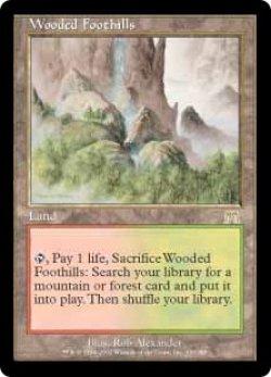 画像1: 樹木茂る山麓/Wooded Foothills (ONS)