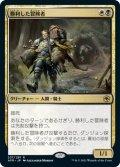 勝利した冒険者/Triumphant Adventurer (AFR)