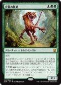 死霧の猛禽/Deathmist Raptor (DTK)《Foil》