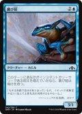 跳び蛙/Leapfrog (GRN)