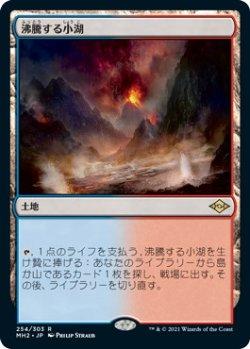 画像1: 沸騰する小湖/Scalding Tarn (MH2)