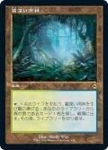 霧深い雨林/Misty Rainforest (MH2)【旧枠加工版・MH2】