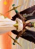 【イラストコレクション:箔無し】栄光の執行官/Glorious Enforcer (MH2)【2/81】