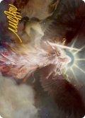 【イラストコレクション:箔無し】セラの使者/Serra's Emissary (MH2)【8/81】