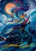 【イラストコレクション:箔無し】海と空のシヴィエルン/Svyelun of Sea and Sky (MH2)【24/81】