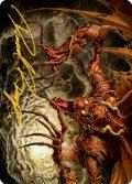 【イラストコレクション:箔無し】悲しみの魔神/Archfiend of Sorrows (MH2)【26/81】