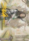 【イラストコレクション:箔無し】弓持つ侍祭/Arcus Acolyte (MH2)【44/81】