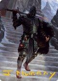 【イラストコレクション:箔無し】影の処刑者、ダッコン/Dakkon, Shadow Slayer (MH2)【49/81】