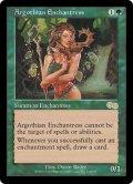 アルゴスの女魔術師/Argothian Enchantress (USG)