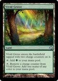 鮮烈な林/Vivid Grove (H09)