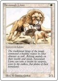 サバンナ・ライオン/Savannah Lions (3ED)